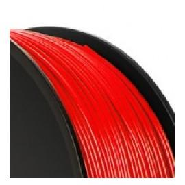 Verbatim Bobina de Filamento PLA, Diámetro 1.75mm, 1Kg, Rojo