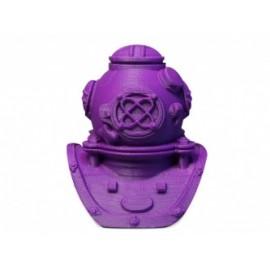MakerBot Bobina de Filamento MP02901 ABS, Diámetro 1.75mm, 1KG, Púrpura