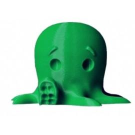 MakerBot Bobina de Filamento PLA Grande True, Diámetro 1.75mm, 0.9kg, Verde