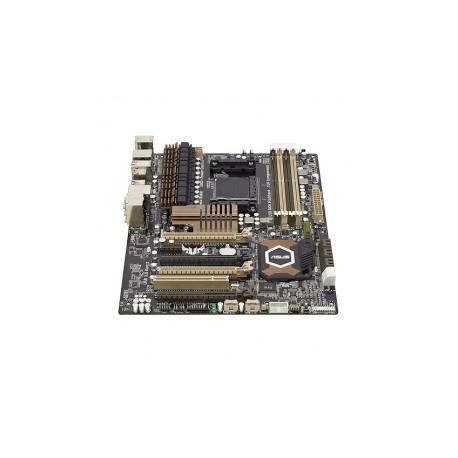 Tarjeta Madre ASUS ATX SABERTOOTH 990FX R2.0, S-AM3, AMD 990FX, USB 2.0 3.0, 32GB DDR3, para AMD