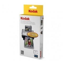 Kodak Papel Fotográfico PH-40 de 10 x 15 cm, 40 Hojas