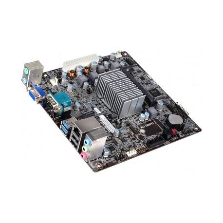 Tarjeta Madre ECS mini ITX BSWI-D2-J3060, Intel Celeron J3060 Integrada, HDMI, USB 3.0, 8GB DDR3, para Intel