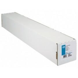 HP E4J54B Rollo de Papel Térmico, 24'' x 50', Blanco
