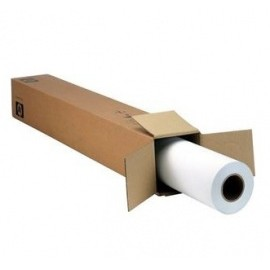 HP Rollo de Papel Satén Poster 36'' x 300', Blanco