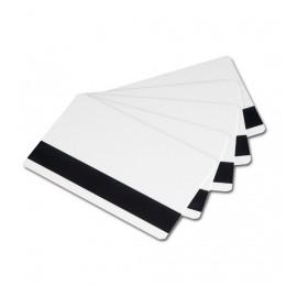 POSline Tarjetas PVC de Acceso, Blanco, 100 Piezas