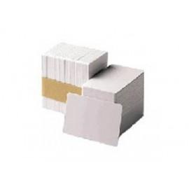 Tarjetas de PVC para Credenciales Premier, 5 x 100 Tarjetas, para Impresoras Zebra