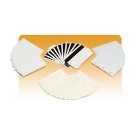 Zebra Tarjetas Adhesivas de PVC para Credenciales Premier, 10mil, 5x 100 Tarjetas