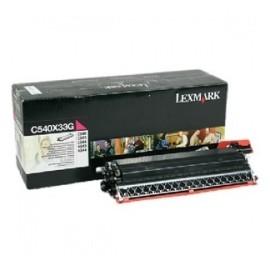 Lexmark Revelador C540X33G Magenta, 30.000 Páginas
