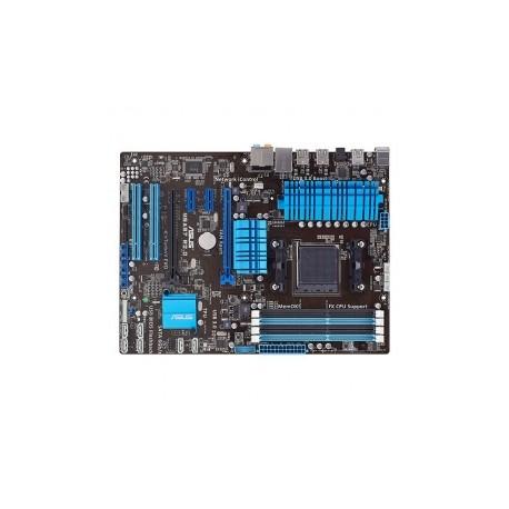Tarjeta Madre ASUS ATX M5A97 R2.0, S-AM3, AMD 970, USB 2.0 3.0, 32GB DDR3, para AMD