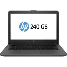 Laptop HP 240 G6 14'', Intel Core i3 6006U 2GHz, 4GB, 500GB, Windows 10 Home, Negro
