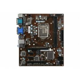 Tarjeta Madre ECS micro ATX B150M4-C43, S-1151, Intel B150, HDMI, USB 3.0, 32GB DDR4, para Intel