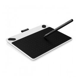 Tableta Gráfica Wacom Intuos Draw Pen Small 152 x 95mm, USB 2.0, Inalámbrico, Blanco/Negro