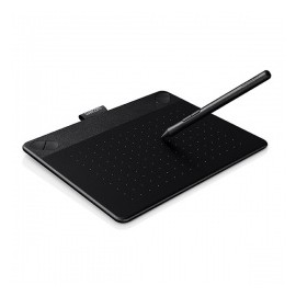 Tableta Gráfica Wacom Intuos Comic Pen & Touch Small, USB, Negro