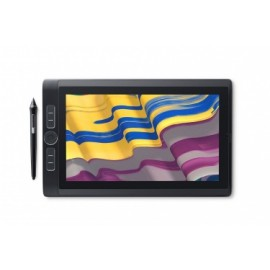 Tableta Gráfica Wacom MobileStudio Pro 13, 294 x 165mm, USB, Bluetooth, Inalámbrico, Negro