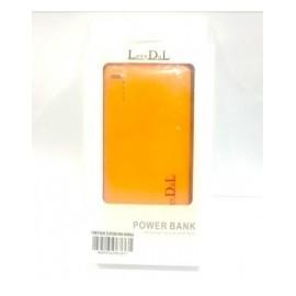 Cargador Portátil Levydal PowerBank 81071, 5200mAh, Naranja