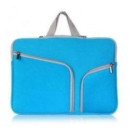 BRobotix Funda de Neopreno 457896A para Laptop 15.4'', Azul