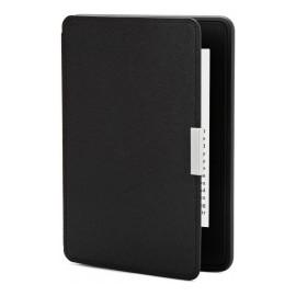 Amazon Funda de Cuero para Kindle Paperwhite, Negro, Resitente al Polvo