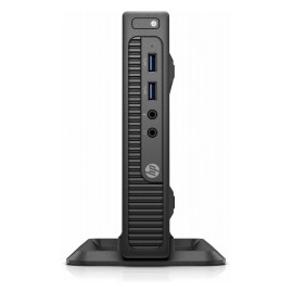 Mini PC HP 260 G2, Intel Celeron 3855U 1.60GHz, 4GB, 128GB SSD, FreeDOS