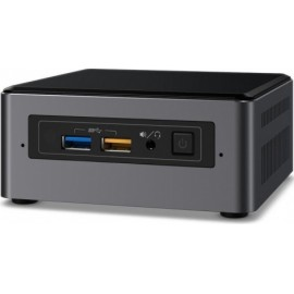 Intel NUC7I5BNH, Intel Core i5-7260U 2.20GHz (Barebone)
