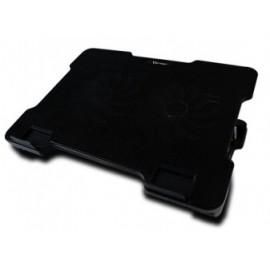Vorago Base Enfriadora de 6 Posiciones CP-300 para Laptop hasta 15'', 800RPM, Negro