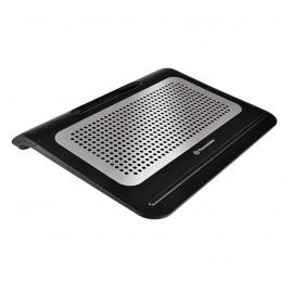 """Thermaltake Base Enfriadora Massive A22 para Laptop 17"""", con 2 Ventiladores, 1650RPM, Negro"""