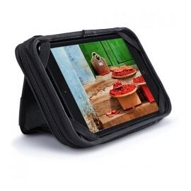 Case Logic Funda de Poliéster QTS-208-BLACK para Tablet 7'', Negro