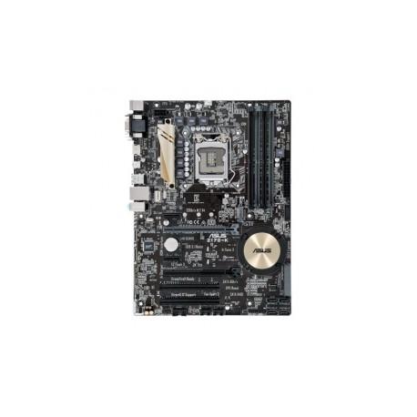 Tarjeta Madre ASUS ATX Z170-K 5X Protection II, S-1151, Intel Z170, HDMI, USB 2.0/3.1, 64GB DDR4, para Intel