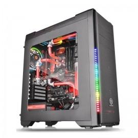 Gabinete Gamer Thermaltake C21 RGB con Ventana, Midi-Tower, ATX
