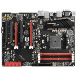 Tarjeta Madre ASRock ATX Fatal1ty FM2A88X Killer, S-FM2, AMD A88X, HDMI, USB 2.0 3.0, 64GB DDR3, para AMD
