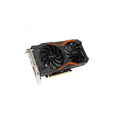 Tarjeta de Video Gigabyte NVIDIA GeForce GTX 1050 Ti Gaming, 4GB 128-bit GDDR5, PCI Express x16 3.0
