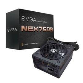 Fuente de Poder EVGA SuperNOVA NEX750B 80 PLUS Bronze, ATX, 135mm, 750W