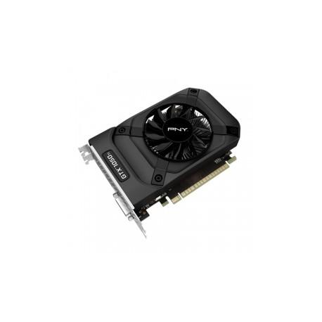 Tarjeta de Video PNY NVIDIA GeForce GTX 1050 Ti, 4GB 128-bit GDDR5, PCI Express x16 3.0
