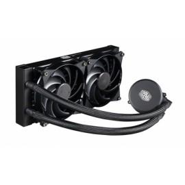 Cooler Master MasterLiquid 240 Enfriamiento Liquido para CPU, 120mm, 650-2000 RPM