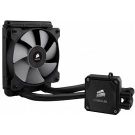 Corsair Hydro Series H60 Enfriamiento Líquido para CPU, 120mm, 2000RPM