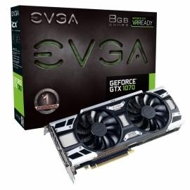 Tarjeta de Video EVGA NVIDIA GeForce GTX 1070 Gaming, 8GB 256-bit GDDR5, PCI Express x16 3.0