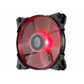 Ventilador Cooler Master JetFlo 120, LED Rojo, 120mm, 800-2000RPM