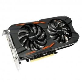 Tarjeta de Video NVIDIA GeForce GTX 1050 Windforce OC, 2GB 128 bit GDDR5, PCI Express x16 3.0