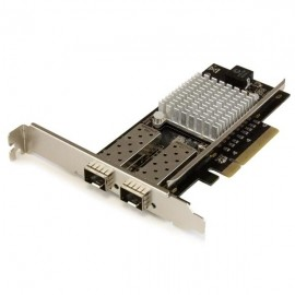 StarTech.com Tarjeta PCI Express de Red de Fibra de 10Gbit