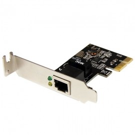 StarTech.com Tarjeta PCI Express ST1000SPEX2L, Alámbrico, 1000 Mbit