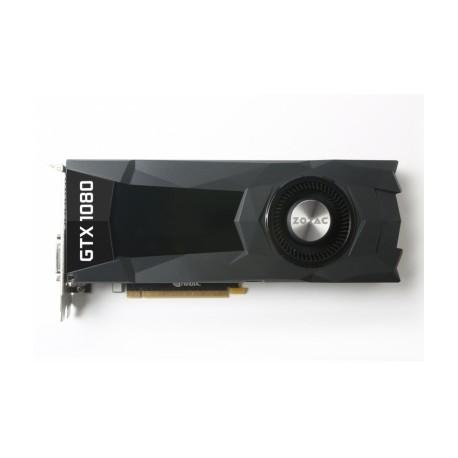 Tarjeta de Video Zotac NVIDIA GeForce GTX 1080, 8GB 256-bit GDDR5X, PCI Express x16 3.0