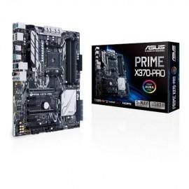 Tarjeta Madre ASUS ATX PRIME X370-PRO, S-AM4, AMD X370, HDMI, USB 3.0, 64GB DDR4, para AMD