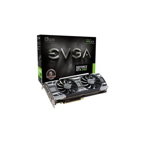 Tarjeta de Video EVGA NVIDIA GeForce GTX 1080 GAMING ACX 3.0, 8GB 256-bit GDDR5X, PCI Express 3.0