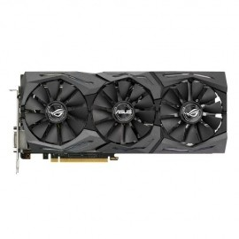 Tarjeta de Video ASUS GeForce GTX 1060 ROG STRIX Gaming, 6GB 192-bit GDDR5, PCI Express 3.0 x16
