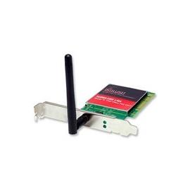 Intellinet Tarjeta PCI 522748, Inalámbrico, 54 Mbit