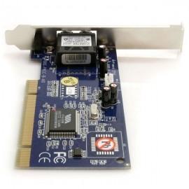 StarTech.com Tarjeta Ethernet PCI de Fibra Óptica ST Multimodo, 2km de Alcance
