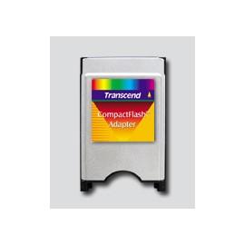 Transcend Adaptador PCMCIA ATA para Tarjeta CF