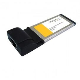 StarTech.com Gigabit Ethernet ExpressCard EC1000S, Alámbrico, 1000 Mbit
