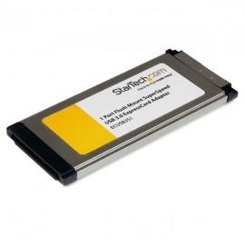 StarTech.com ExpressCard ECUSB3S11, 34mm, 1x USB 3.0, 5 Gbit