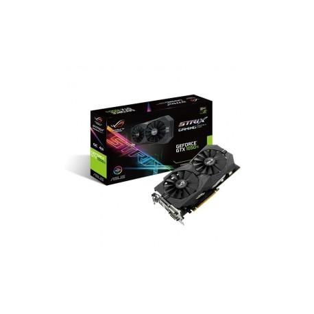 Tarjeta de Video Asus NVIDIA GeForce GTX 1050 Ti STRIX Gaming, 4GB 128-bit GDDR5, PCI Express 3.0