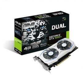Tarjeta de Video ASUS NVIDIA GeForce GTX 1050 Dual OC, 4GB 128-bit, GDDR5, PCI Express 3.0